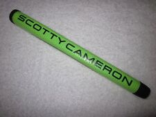 "Scotty Cameron Custom Shop Matador Lime Green Medium Mid-Size 11"" Putter Grip"