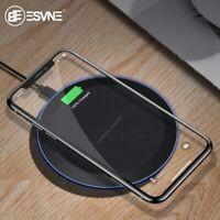 Caricabatteria senza Fili 5 W QI Per IPHONE X Xs Max XR 8 Plus Carica Veloce