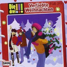 CD * DIE DREI !!! (AUSRUFEZEICHEN) - 39 - VERLIEBTE WEIHNACHTEN # NEU OVP =