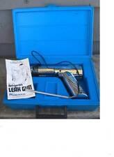 ROBINAIR MODEL #14000 AIR CONDITIONER REFRIGERANT LEAK GUN -- with case & manual
