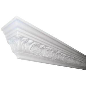 C43 Cornice/Coving in Fibrous Plaster - 2.7metres per Length - COLLECTION ONLY