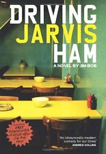 JIM BOB __ DRIVING JARVIS HAM __ SHELF WEAR HARD BACK_ FREEPOST UK