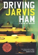 JIM BOB __ DRIVING JARVIS HAM __ SHELF WEAR HARD BACK_ FREEPOST UK