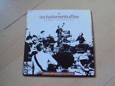 CD  LES HURLEMENTS D'LEO temps suspendu