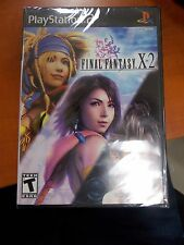 Final Fantasy X-2 for PS2 *Brand New and sealed* - Black Label-