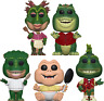 Dinosaurs Set of 5 Funko Pop Vinyls New in Boxes