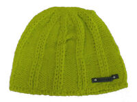 Skullcandy Pearl Speaker Audio Beanie Hat in Lime Green Brand New