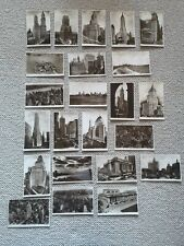 More details for new york city vintage 23 postcards collection published by l jonas & co