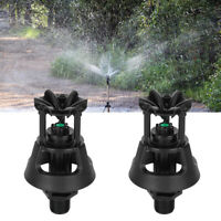NEW* 20-Pack 360 Degree G Rotating Sprinkler Garden Lawn Drip Irrigation Nozzle