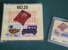 Brother Embroidery Card No 20 for Brother Embroidery machines