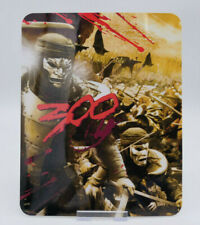 300 - Glossy Bluray Steelbook Magnet Cover (NOT LENTICULAR)