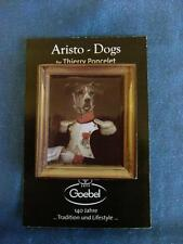 GOEBEL THIERRY PONCELET ARISTO DOG FRIDGE MAGNET - IMPERIAL GUARD JACK RUSSELL