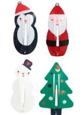H&M Kids Girls Hair Accessories 4-Pack Hair Clips Christmas Holiday Metal