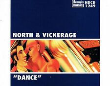 CD NORTH & VIKCERAGE dance DENNIS MUSIC 1996 EX+