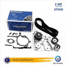 Timing Belt Kit Water Pump Tensioner Fit 1995-2002 Kia Sportage 2.0L L4 12V FED