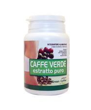 Green Coffee capsule DIMAGRIMENTO & PERDITA DI PESO 100% caffe verde puro