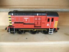 Hornby R2123 BR Class 08 0-6-0 loco Red, 'Thomas 1', boxed