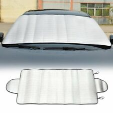 Magnetic Car Windshield Cover Snow Frost Ice Cotton Window Mirror Protector QQ