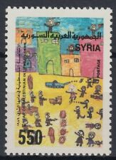 Syrien Syria 1989 ** Mi.1768 Palästina Aufstand Palestinian Intifada