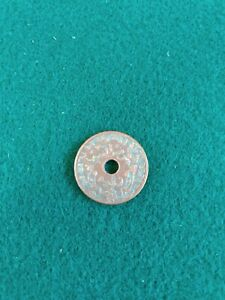 1945 Netherlands East Indies 1 Cent Coin