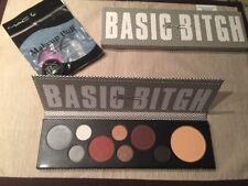 MAC Basic Bitch Eye Palette + GIF MAKEUP PUFF 2PCS