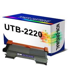 1 Black Toner For Brother DCP-7060D 7065DN 7070DW HL-2240 2240D 2250DN TN2220