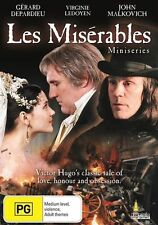 Les Miserables (DVD, 2010)