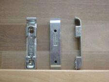 2x MACO Schliessteil einfräsbar 30545 für Dreh Kipp Fenster und Türen aus Holz