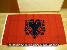 Fahnen Flagge Albanien Sonderposten - 90 x 150 cm