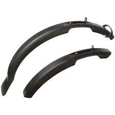 """BikeParts Steckblechset Mud Max Universal Wide 75mm f. 26/27/28/29"""" VR+HR sz"""