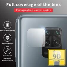 Camera Lens Protector Tempered Glass For Xiaomi Redmi Note 9S 8T 8A Mi 10 Lite