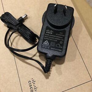 Brand New Cisco Meraki AC Adaptor AC 240V to DC 12V 2.5A