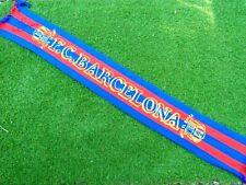 Echarpe FC BARCELONA Barca fcb signed signée DANI ALVES ultras foot