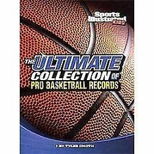 The Ultimate Collection of Pro Basketball Records (For the Record)-ExLibrary