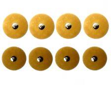8 Tens Klebe Elektroden Pads Rund 40mm Druckknopf Sanitas SEM 40 42 43 44 Beurer