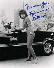 OFFICIAL WEBSITE Francine York (1938-2017) BATMAN 8x10 Photo AUTOGRAPHED