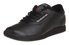 Reebok Classic Princess Black Womens Running Tennis Shoes 7344