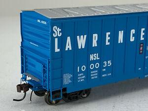 HO Athearn Genesis ST. LAWRENCE #2 SIECO 50' Box Car NSL 100035 IC071