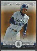 2015 TOPPS MUSEUM COLLECTION COPPER KEN GRIFFEY JR. SEATTLE MARINERS #59