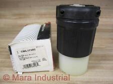 Cooper CWL1730C Hart-Lock Industrial  Safety Grip Connector NEMA L17-30R