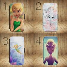 PETER PAN & TINKER BELL PRINCESS PHONE CASE COVER IPHONE AND SAMSUNG  MODELS