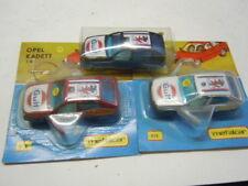 3 rare Opel Kadett E GLS Modelle von Metalcar in 1:43 neu, OVP