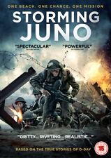Storming Juno DVD (2018) Benjamin Muir, Wolochatiuk (DIR) cert 15 ***NEW***