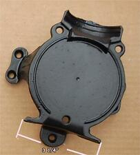 ARCADE COFFEE GRINDER PARTS Original #3, #2 Wall Mount Base Plate Solid Back