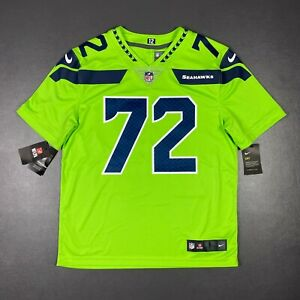 100% Authentic Michael Bennett Nike Limited Stitched Seahawks Jersey Size L 44