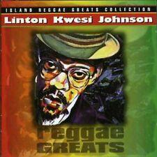 Linton Kwesi Johnson - Reggae Greats [CD]