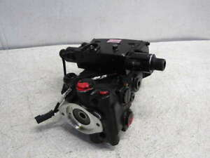 Eaton 72400-STE-04 Hydrostatic Piston Pump
