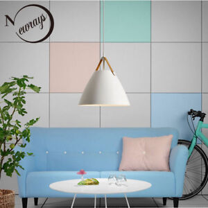 Nordic Simple with 5 Colors Pendant Light Modern Hanging Lamp Ceiling Fixtures