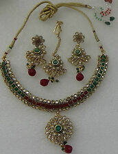 Brass Indian Jewellery Necklaces