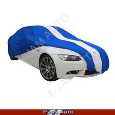 Show Car Cover Blue Holden Astra Calibra Cruze Epica Fleece Lining Indoor Use
